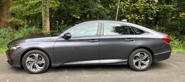 Let's see what the 2018 Honda Accord Can Do