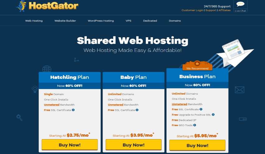 It's Time to Move Away from Hostgator as my Main Web Host