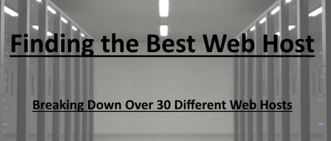 Who is the Best Web Host For You?