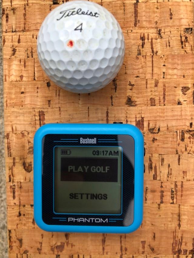 Get the Bushnell Phantom GPS for Less