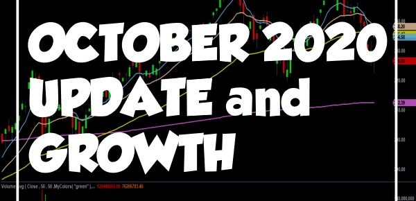 Although not a perfect month, October ended up being decent