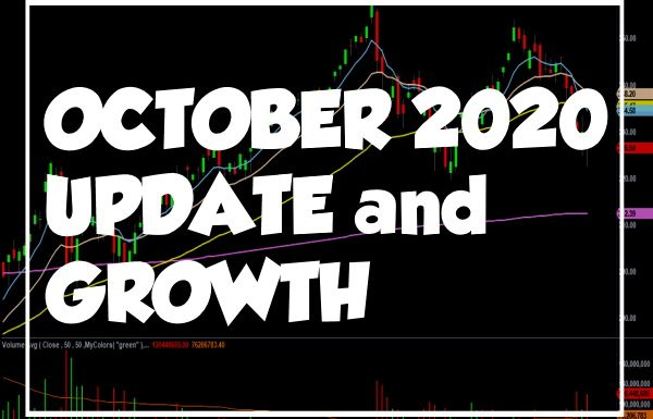 The Crazy Month of October