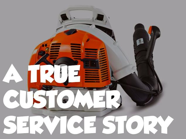 You Get Great Customer Service at STIHL