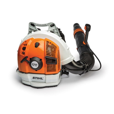 The Amazing STIHL BR 700 Backpack Blower